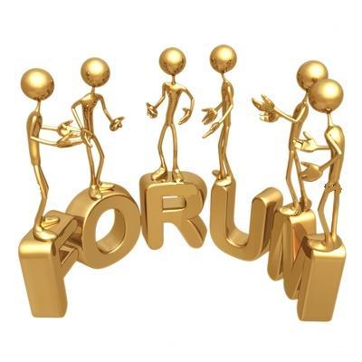 Online Forum Posters
